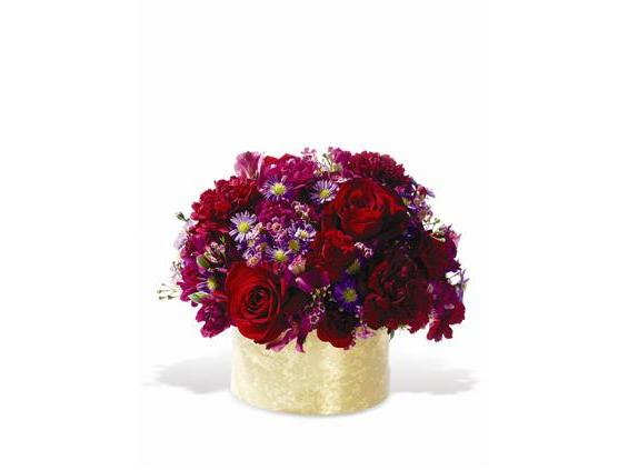 Blushing Blossom Centerpiece (TF-WEB94)