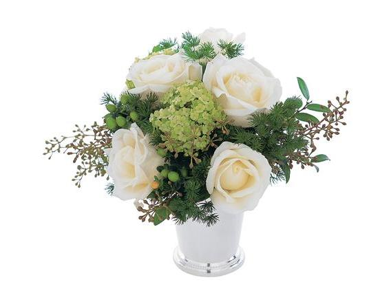 Silver Mint Julep Bouquet