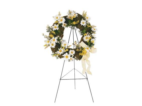 Drop of Sunshine Wreath  (TF221-3)