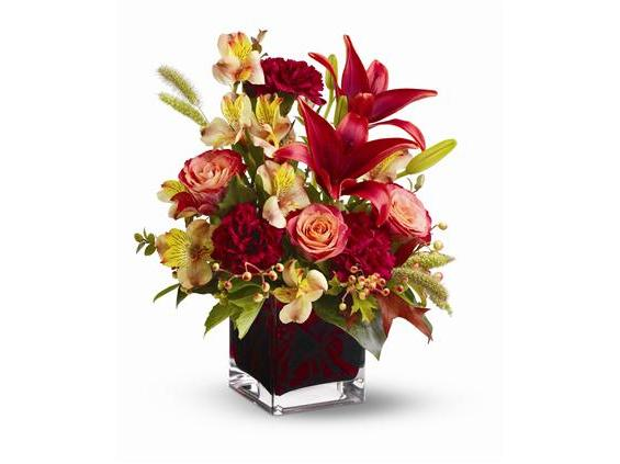 Teleflora's Indian Summer (TFWEB238)