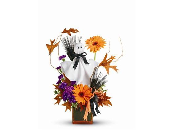 Teleflora's Ghostly Greetings (TFWEB439)