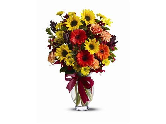 Teleflora's Glorious Autumn (TFWEB458)