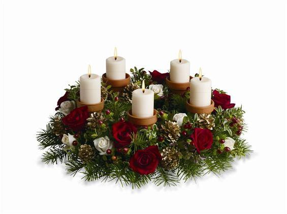 Wreath Centerpiece (TFWEB473)
