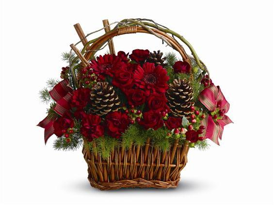 Holiday Spice Basket (TFWEB479)