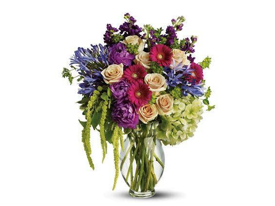Birds Of Beauty Bouquet (TFWEB568DX)