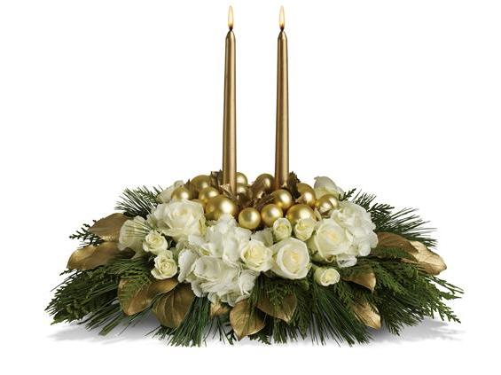 Teleflora's Southern Living Golden Glow Bouquet