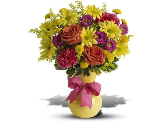 Orange Crush Bouquet (TFWEB574DX)