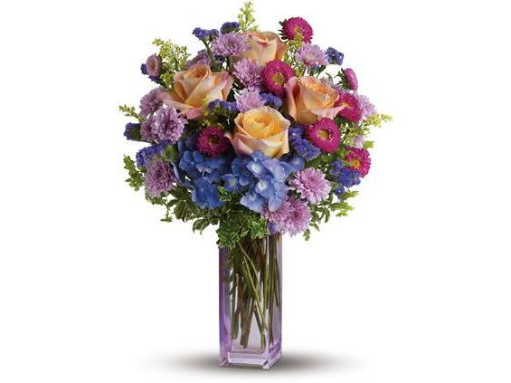 Teleflora's Southern Living Golden Glow Bouquet (TFWEB586)