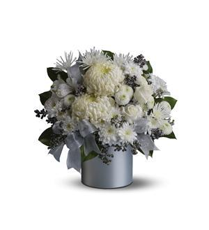 Teleflora's Ice Crystals