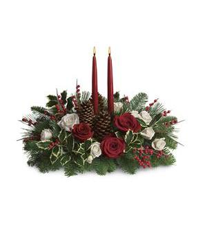 Christmas Wishes Centerpiece (T127-1A)