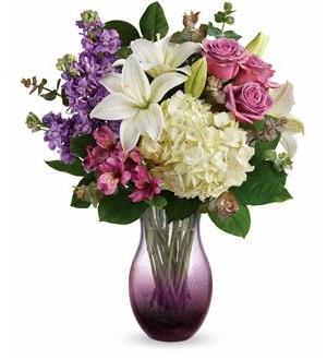 Teleflora's True Treasure Bouquet (T18M205A)