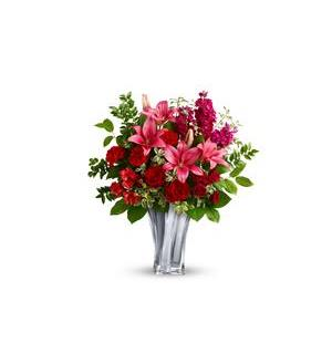 Teleflora's Sterling Love Bouquet (T19V200A)