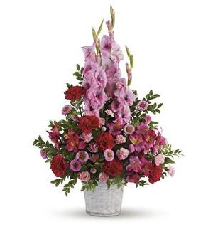 Heavenly Heights Bouquet (T221-4A)