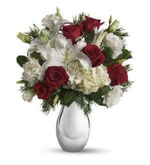 Faith Hill - Silver Noel Bouquet