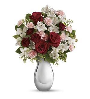 Teleflora's Crazy for You Bouquet (T409-2A)