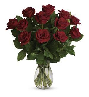 My True Love Bouquet with Long Stemmed Roses (TEV31-2A)
