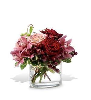 Teleflora's Vineyard Blush (TF-WEB37)