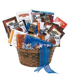 Chocolate Lover's Basket (TF157-3)