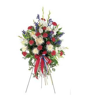 Patriotic Spirit Spray   (TF215-3)