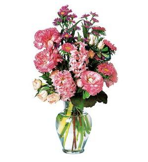 Pink Spring Bouquet (TF54-2)