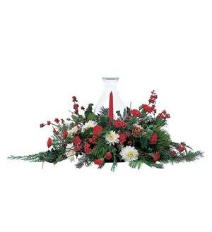 Happy Holidays Centerpiece (TF86-2)
