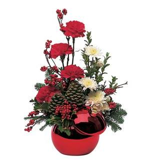 Teleflora's Holiday Ornament (TF92-3)