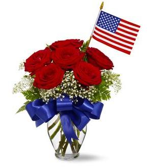 Star Spangled Roses (TFWEB194)