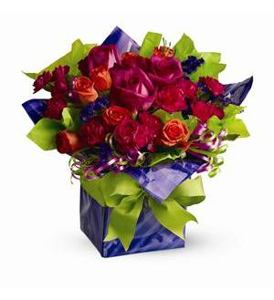Teleflora's Party Time Present