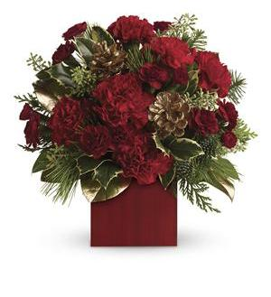 Laughter and Cheer by Teleflora (TWR02-2A)