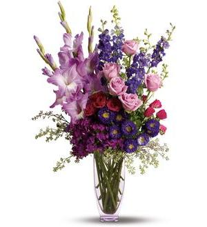 Teleflora's Fresh and Fragrant (TFWEB584DX)