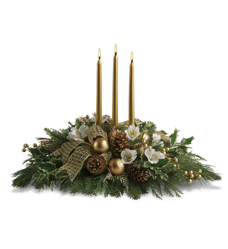 Royal Christmas Centerpiece T131 3A 4766