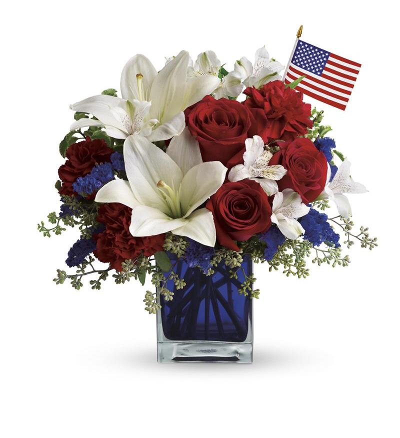 4th Of July Flower Delivery Flower Shopping