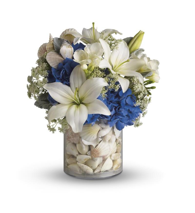 Everything S Beachy By Teleflora T163 3a 71 96
