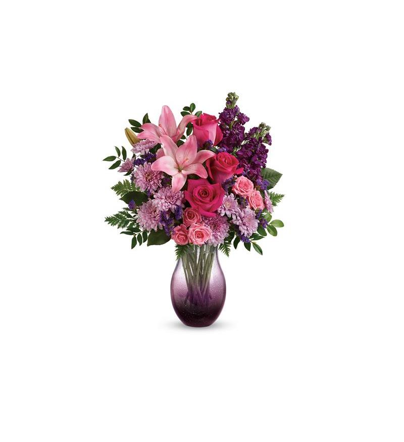 Telefloras All Eyes On You Bouquet T18m200a 7376
