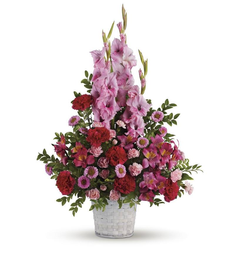 Heavenly Heights Bouquet - T221-4A ($78.26)