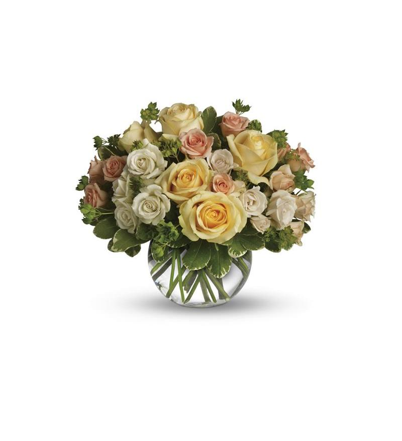 Teleflora This Magic Moment - Deluxe Flower Arangement