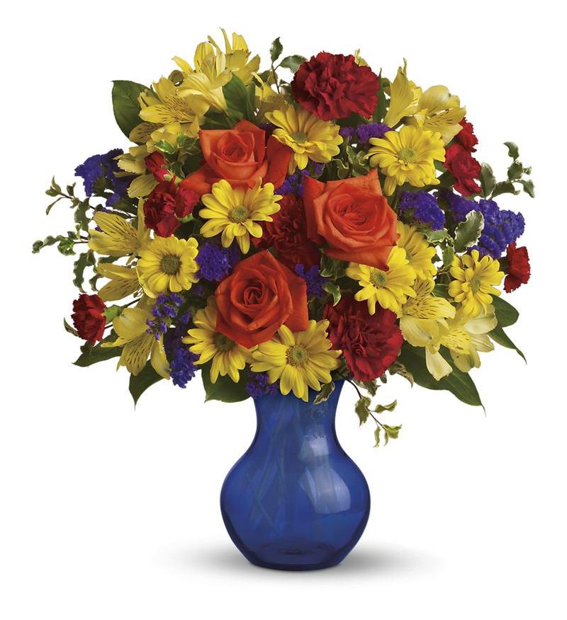 Teleflora S Three Cheers For You Tev01 1a 58 46