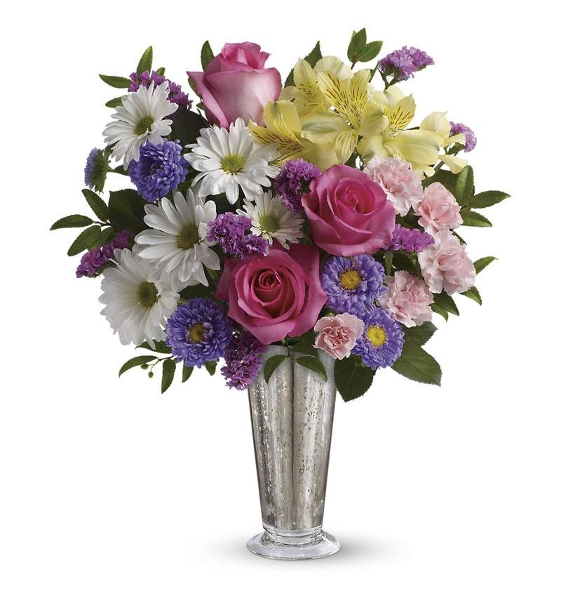 Smile And Shine Bouquet By Teleflora Tev21 3a 51 26