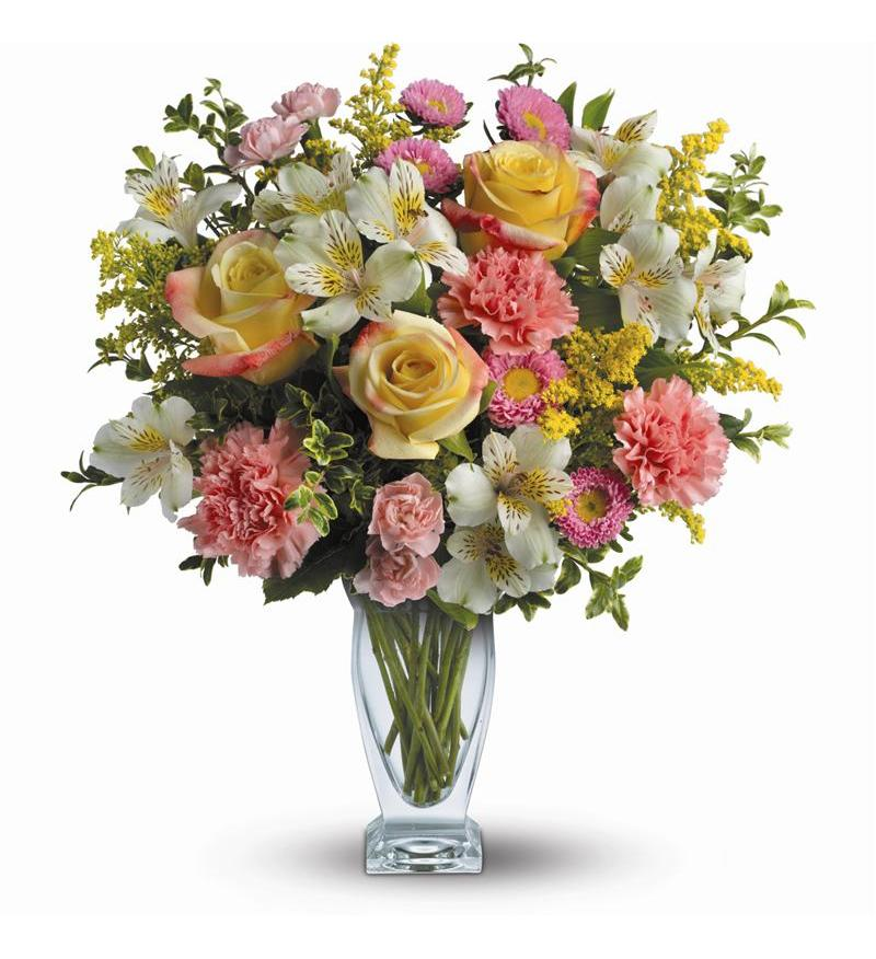 Bouquet Of Flowers: Meant To Be Bouquet By Teleflora