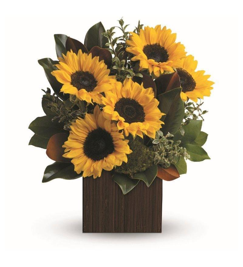 You Re Golden Bouquet By Teleflora Tev32 1a 60 26