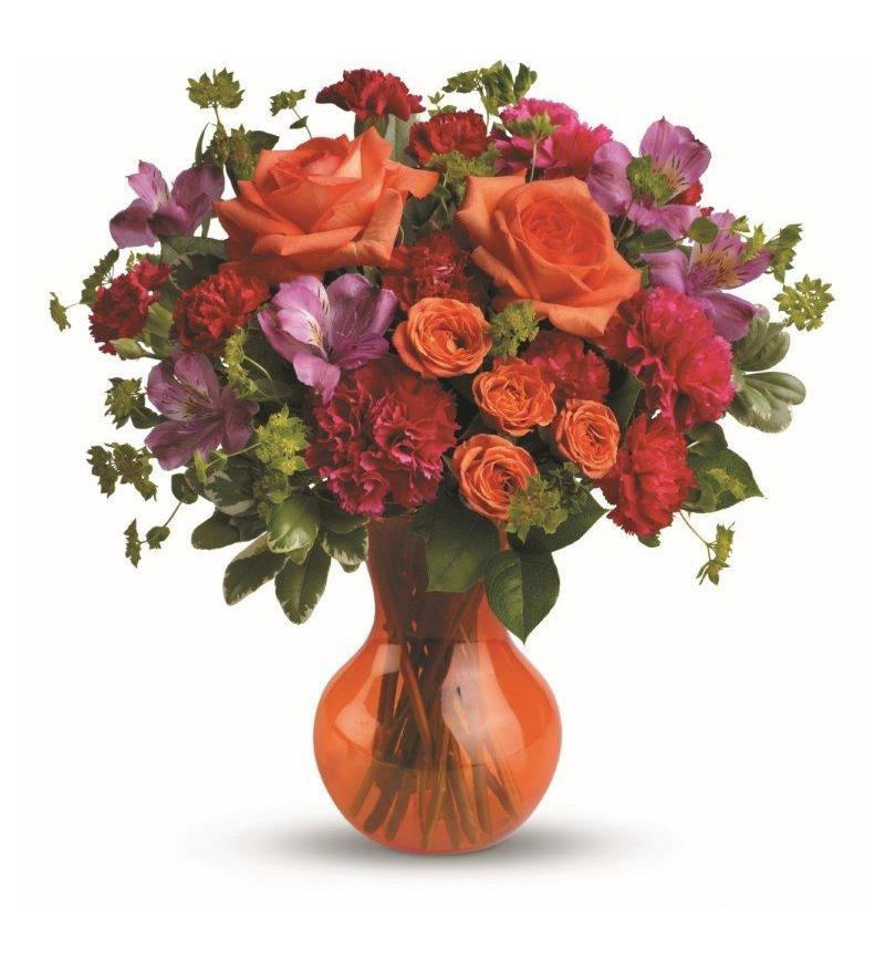 Corporate gift flowers flower shopping telefloras fancy free bouquet tev32 2a negle Gallery
