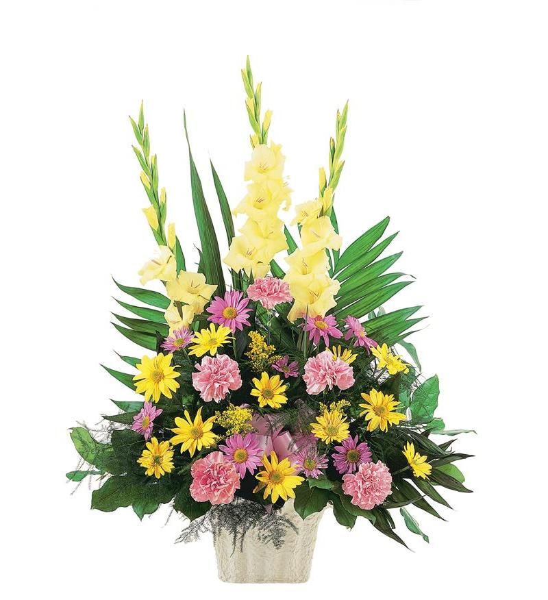 Flower Arrangements | Warm Thoughts Arrangement Tf184 3 60 26