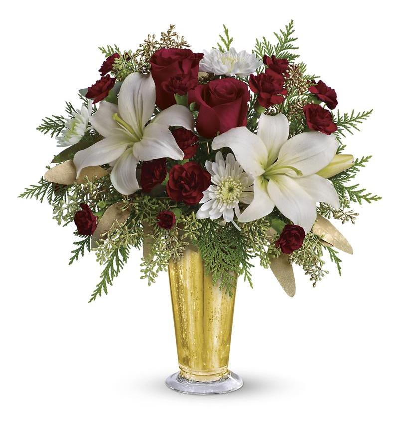 Golden Gifts by Teleflora - As Shown