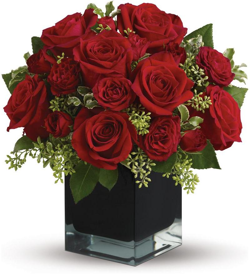 Ravishing Red\'s Bouquet - TFWEB596 ($53.96)