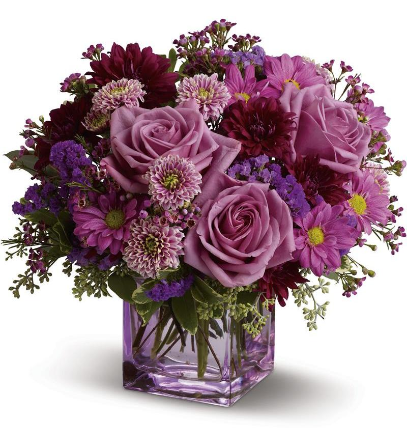 Rosy Day Bouquet - TFWEB640 ($44.96)